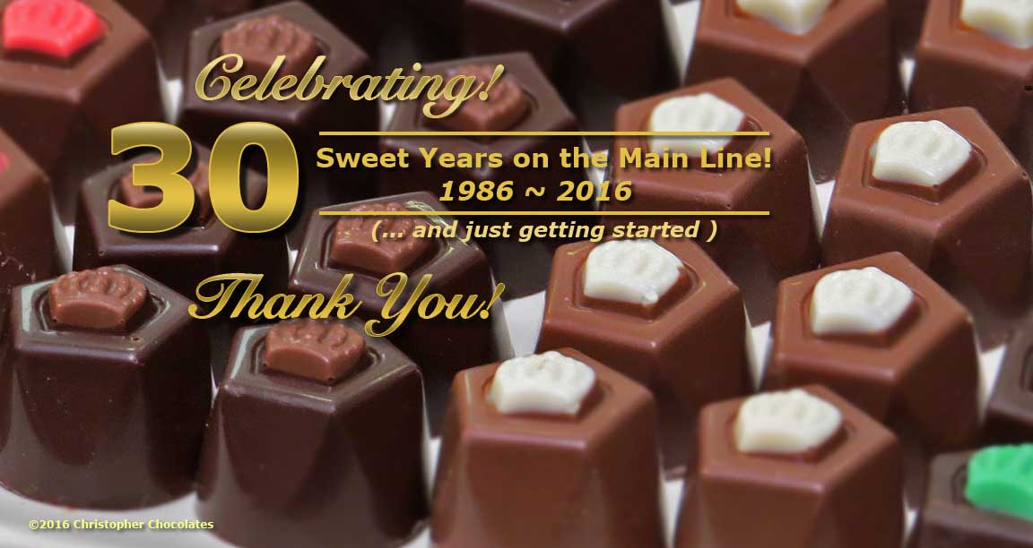 30 Years of Sweet Service