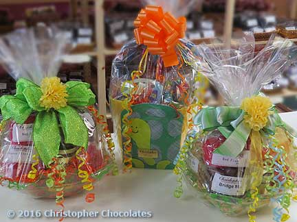 Summer Seasonal Candy, Gifts, Baskets