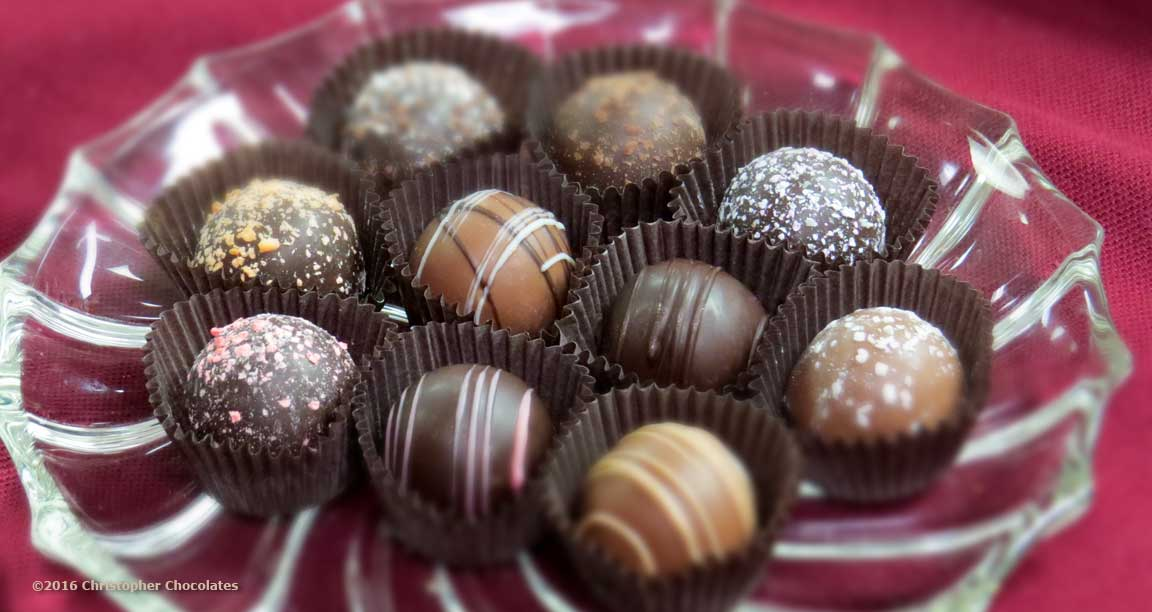 MMM Chocolate Truffles